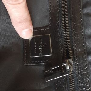 Fendi Bags - Fendi Baguette Vintage black 100 % auténtic
